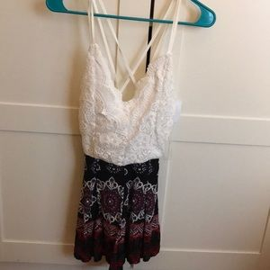 Beautiful romper NWT